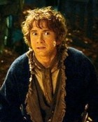Bilbo wallpaper 1