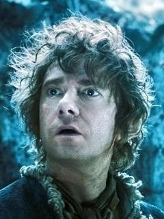 Free Bilbo phone wallpaper by eboshi