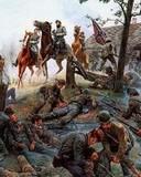 Free Civil War-Jackson at Antietam phone wallpaper by lotr82