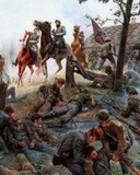 Civil War-Jackson at Antietam wallpaper 1