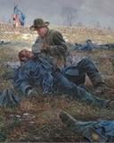 Free Angel of Mayres Heights-Battle of Fredericksburg phone wallpaper by lotr82