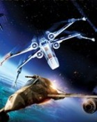 X-Wing_E-Wing wallpaper 1