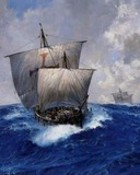 -Spanish Galleon wallpaper 1