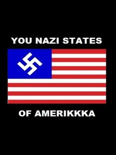Free You Nazi States of Amerikkka phone wallpaper by kkk818183