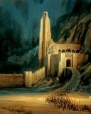 Free Lord-Of-The-Rings-Helms Deep_Rohan phone wallpaper by ring_tone_master