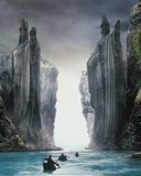 Free Lord of the Rings-Argonath phone wallpaper by ring_tone_master