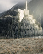 Lord of the Rings-Minas Tirith wallpaper 1