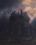 Free Lord of the Rings-Weathertop_Great Watch Tower of Amon Sul phone wallpaper by ring_tone_master