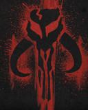 Free Mandalorian Ensignia phone wallpaper by jedi_82