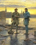 Free -CIVIL WAR=My Friend,My Enemy-Fredricksburg; Va. phone wallpaper by jedi_82