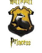 Hufflepuff Princess