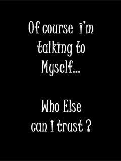 Free Talk to Myself phone wallpaper by kitty_baby