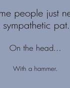 Hammer wallpaper 1