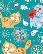 Kitty Katz wallpaper 1