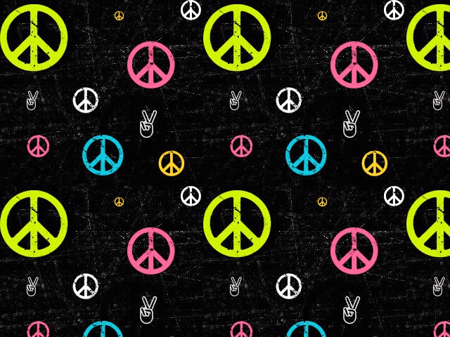 Free Peace Colors phone wallpaper by kitty_baby