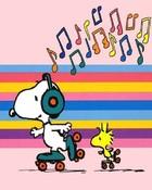 Snoopy Skate