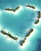 Heart shaped romancec
