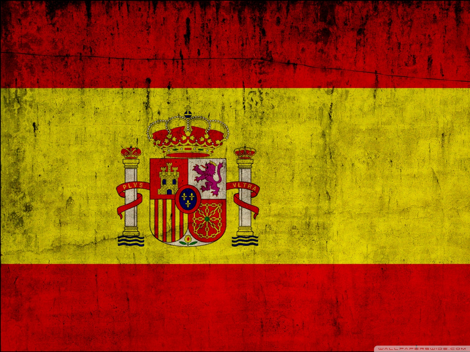Free Grunge flag of Spain phone wallpaper by jessgray2
