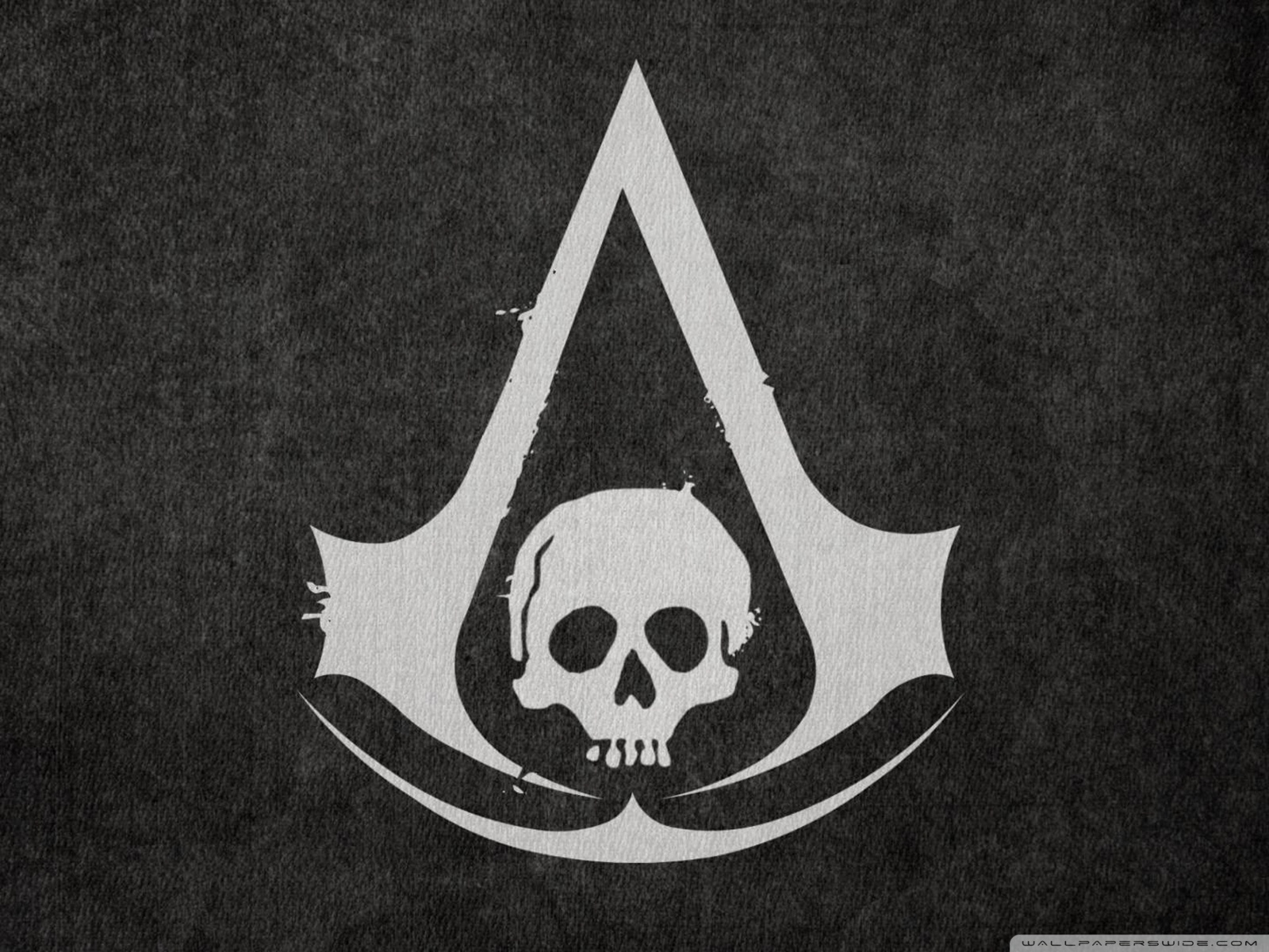 Free Assassins Creed 4 pirate flag phone wallpaper by karliesmom