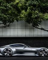 Mercedes Benz Vision Gran Turismo