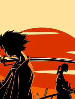 Free Samurai Champloo phone wallpaper by kkk818183