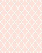 Pink Morocan Wallpaper