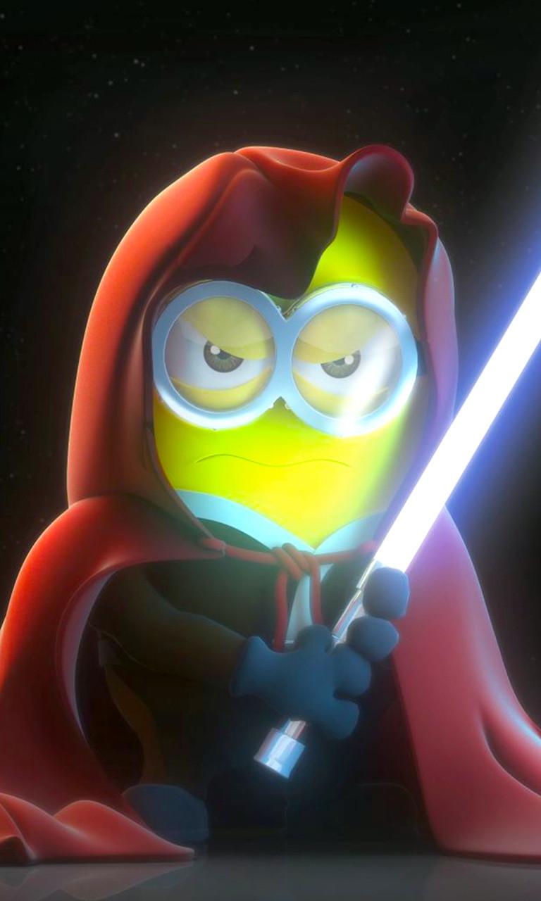 Free Star Wars minion.jpg phone wallpaper by twifranny