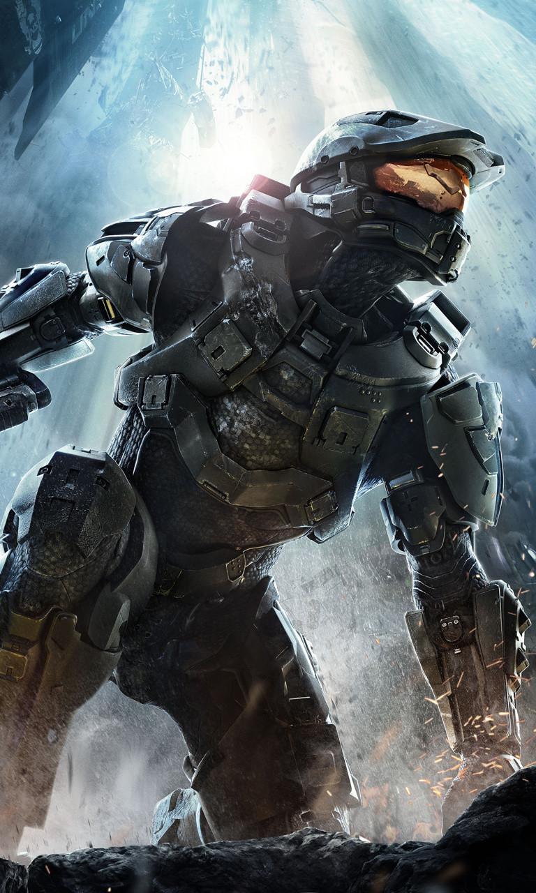 Free Halo 4,jpg phone wallpaper by twifranny