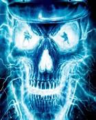 Blue Skull,jpg