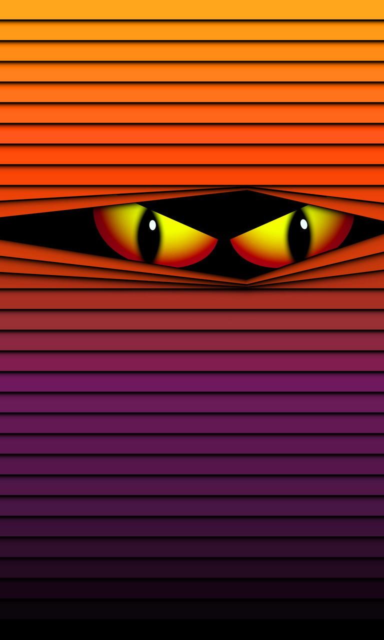 Free Halloween Eyes.jpg phone wallpaper by twifranny