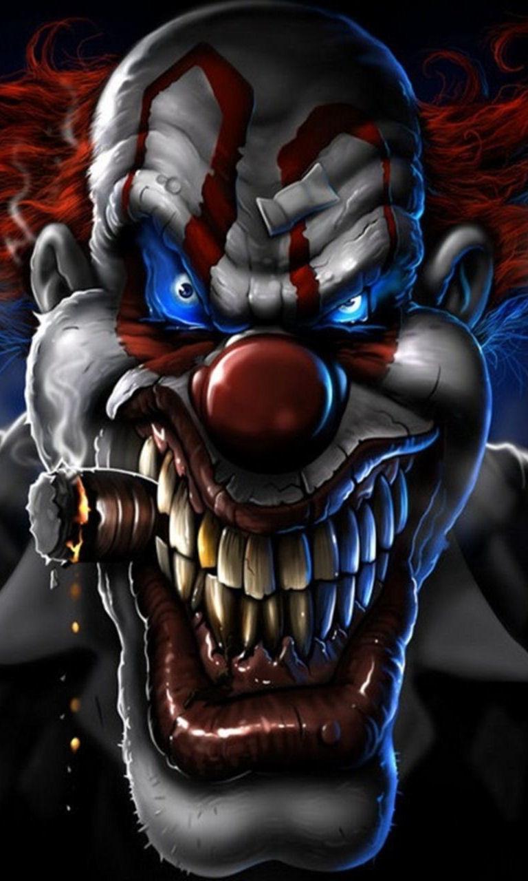 Free Clowns.jpg phone wallpaper by twifranny