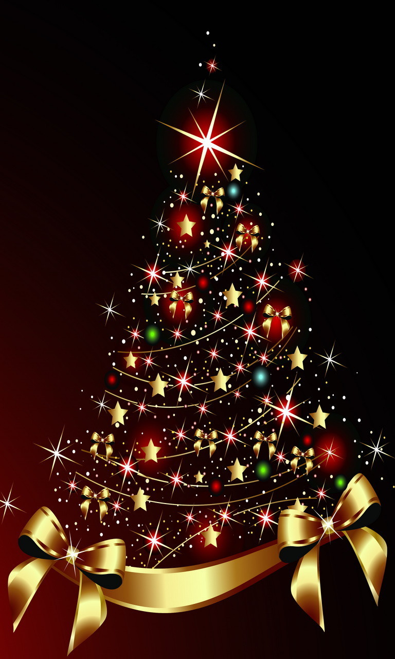 Free Christmas Tree.jpg phone wallpaper by twifranny