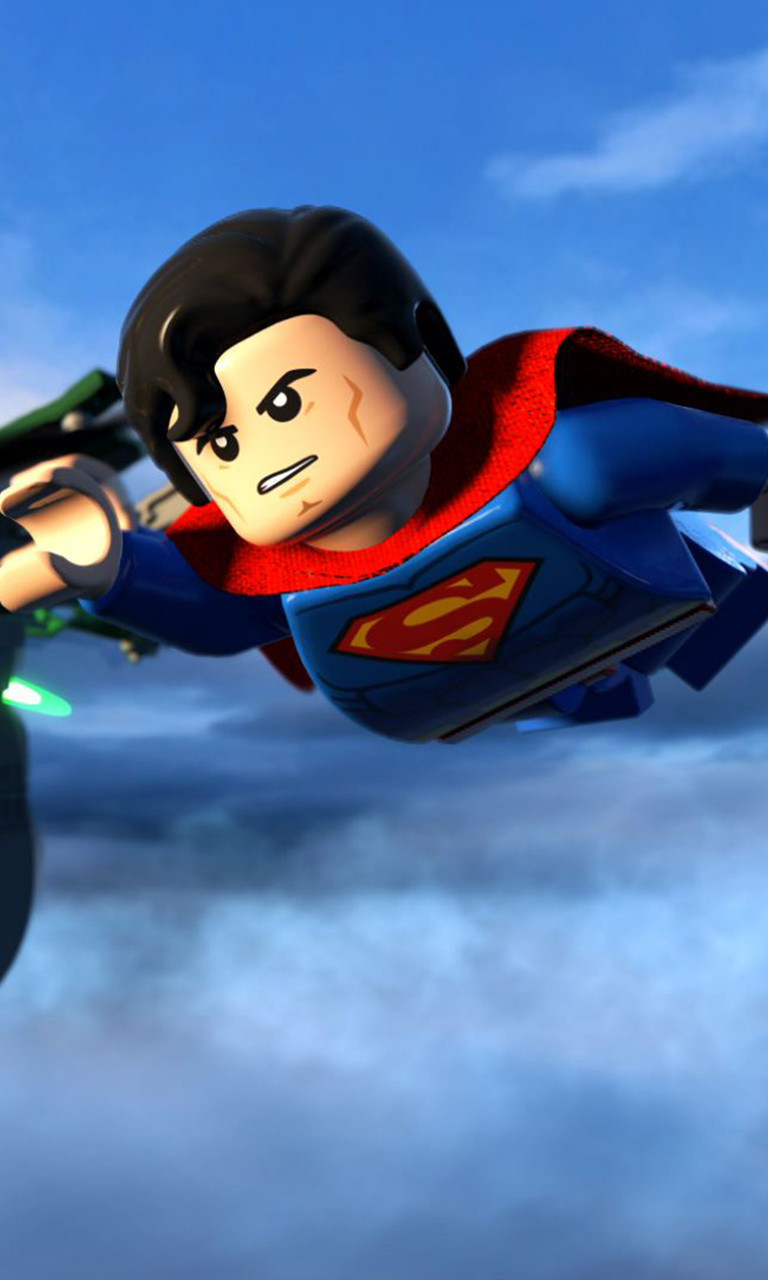 Free Lego Superman.jpg phone wallpaper by twifranny