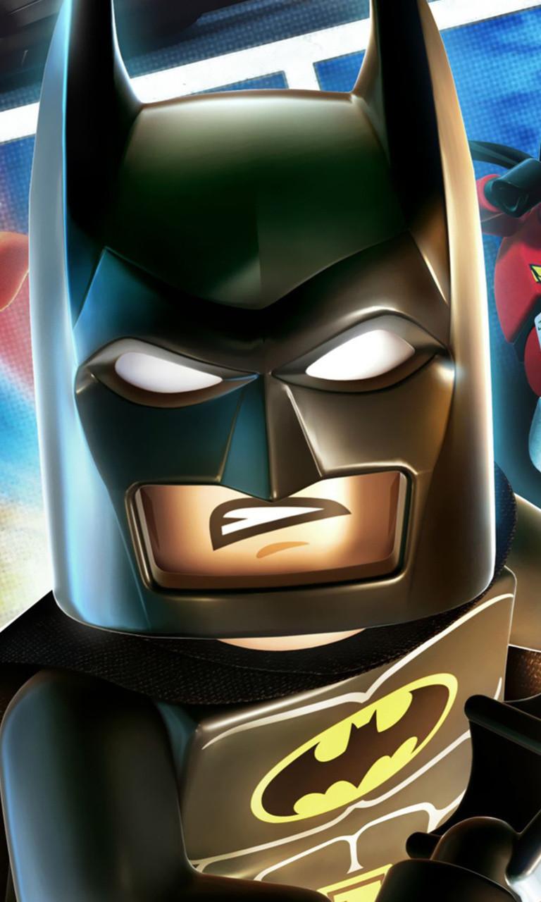 Free Lego Batman.jpg phone wallpaper by twifranny
