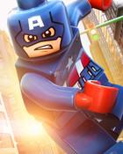 Lego Captain  America.jpg wallpaper 1