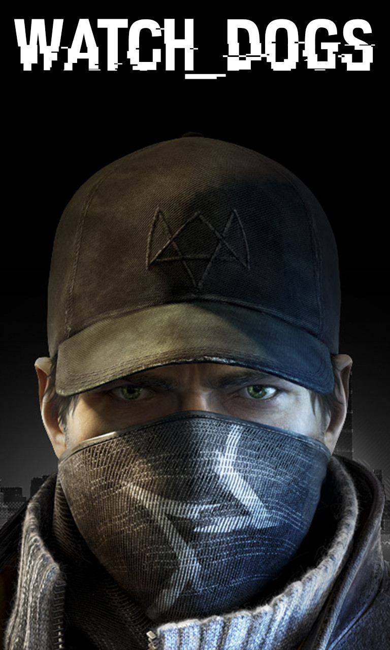 Free Watch Dogs-Aiden Pearce.jpg phone wallpaper by twifranny
