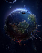 Earth Depicted.jpg wallpaper 1