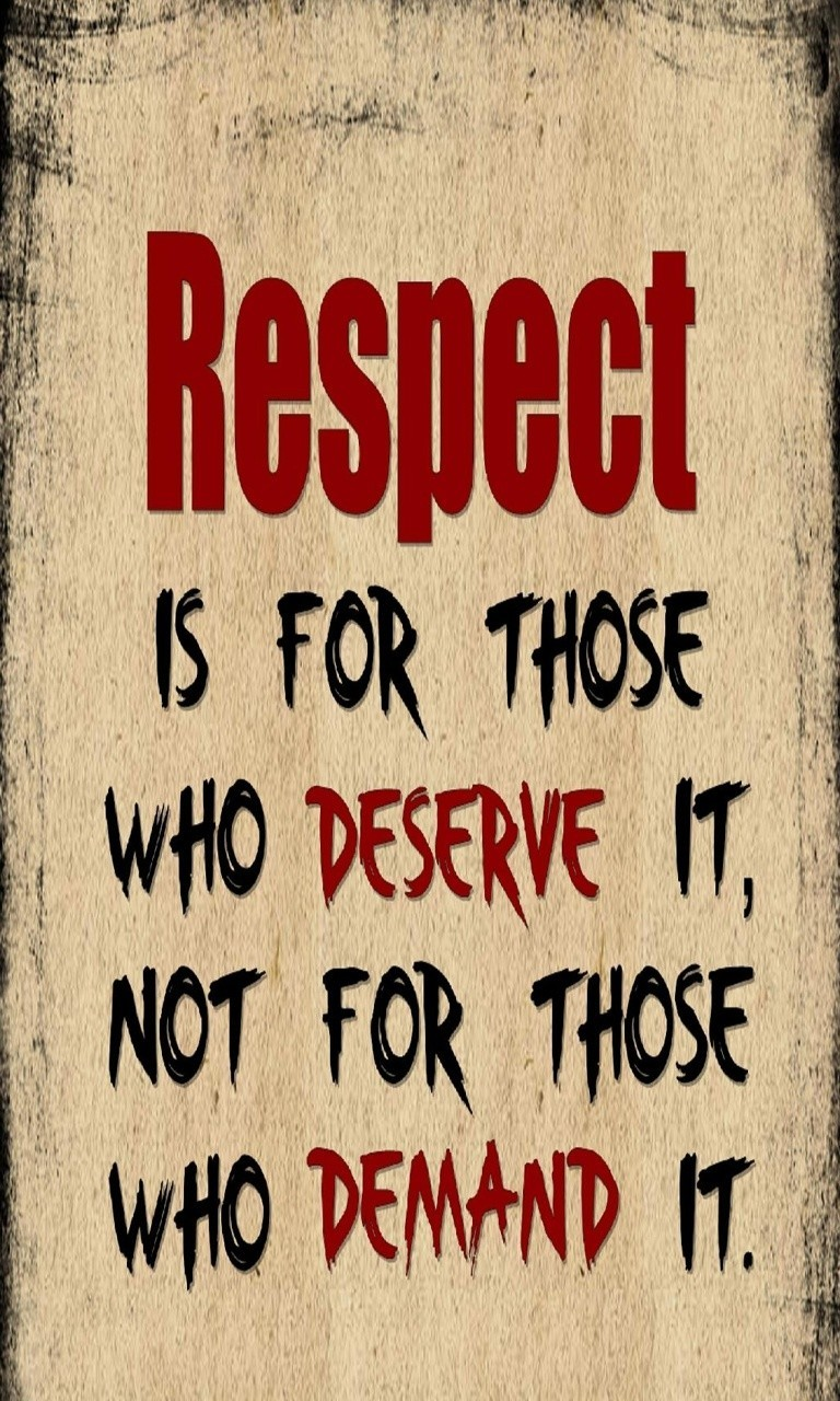 Free Respect.jpg phone wallpaper by twifranny