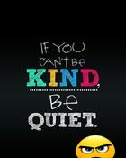 Be Quiet.jpg wallpaper 1