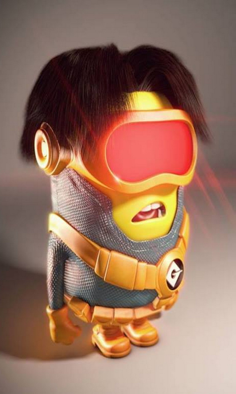 Free Cyclops Minion.jpg phone wallpaper by twifranny