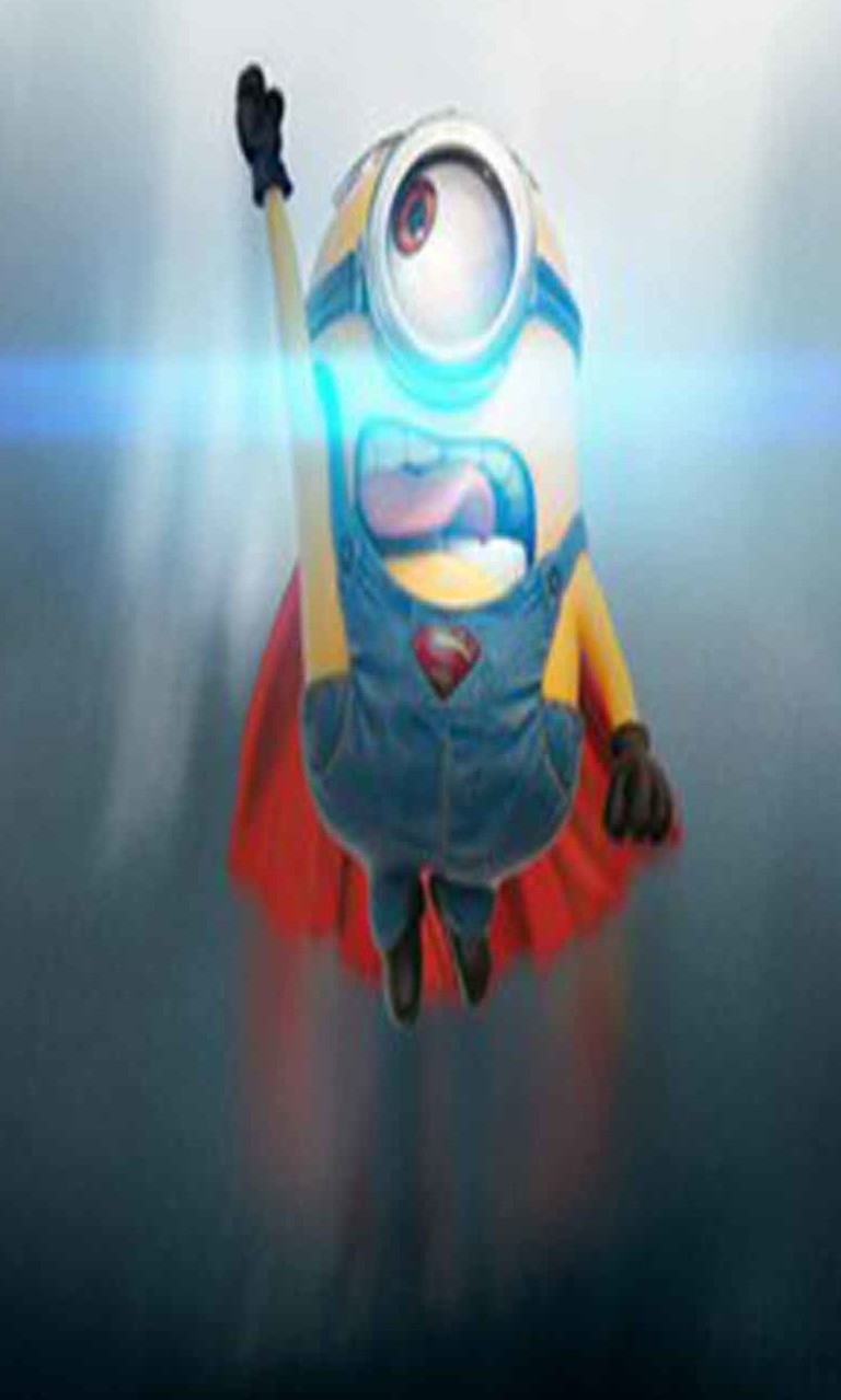 Free Minion of Steel.jpg phone wallpaper by twifranny