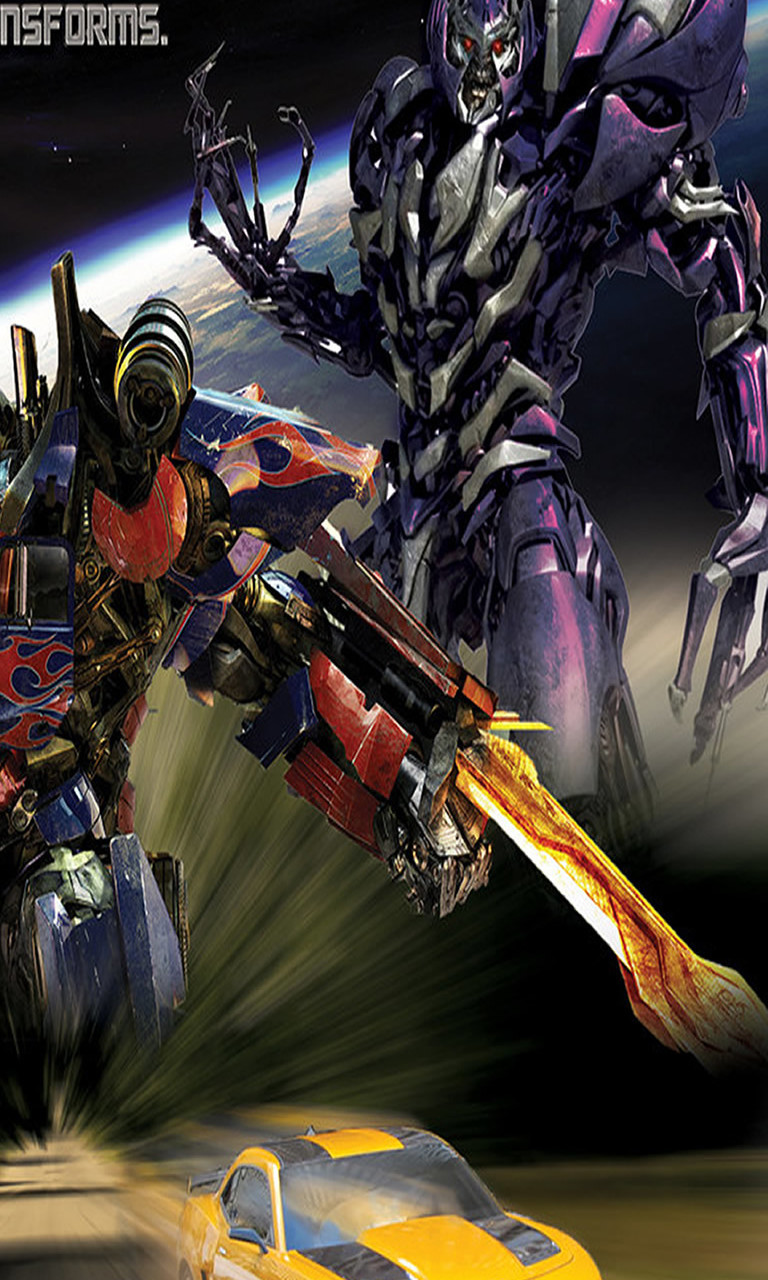 Free Transformers - Rise of Galvatron.jpg phone wallpaper by twifranny