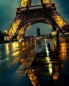 Eiffel Tower Roadway.jpg wallpaper 1
