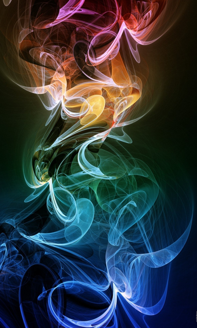 Free Color Smoke.jpg phone wallpaper by twifranny