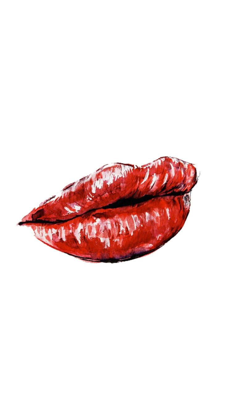 Free Lips.jpg phone wallpaper by twifranny