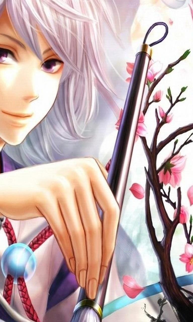 Free Anime Girl.jpg phone wallpaper by twifranny
