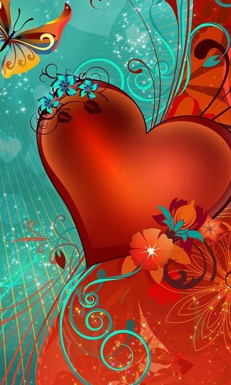 Free HeartLove.jpg phone wallpaper by twifranny