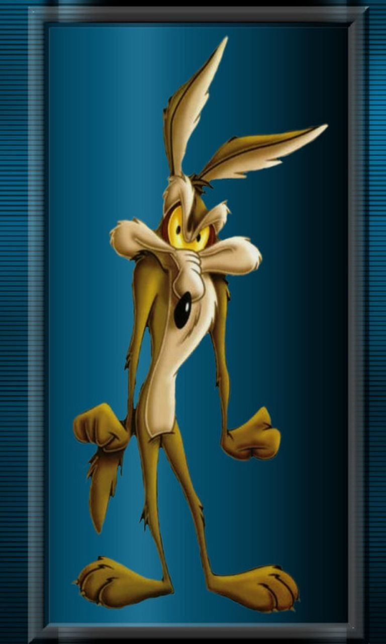 Free Wile E Coyote 2.jpg phone wallpaper by twifranny