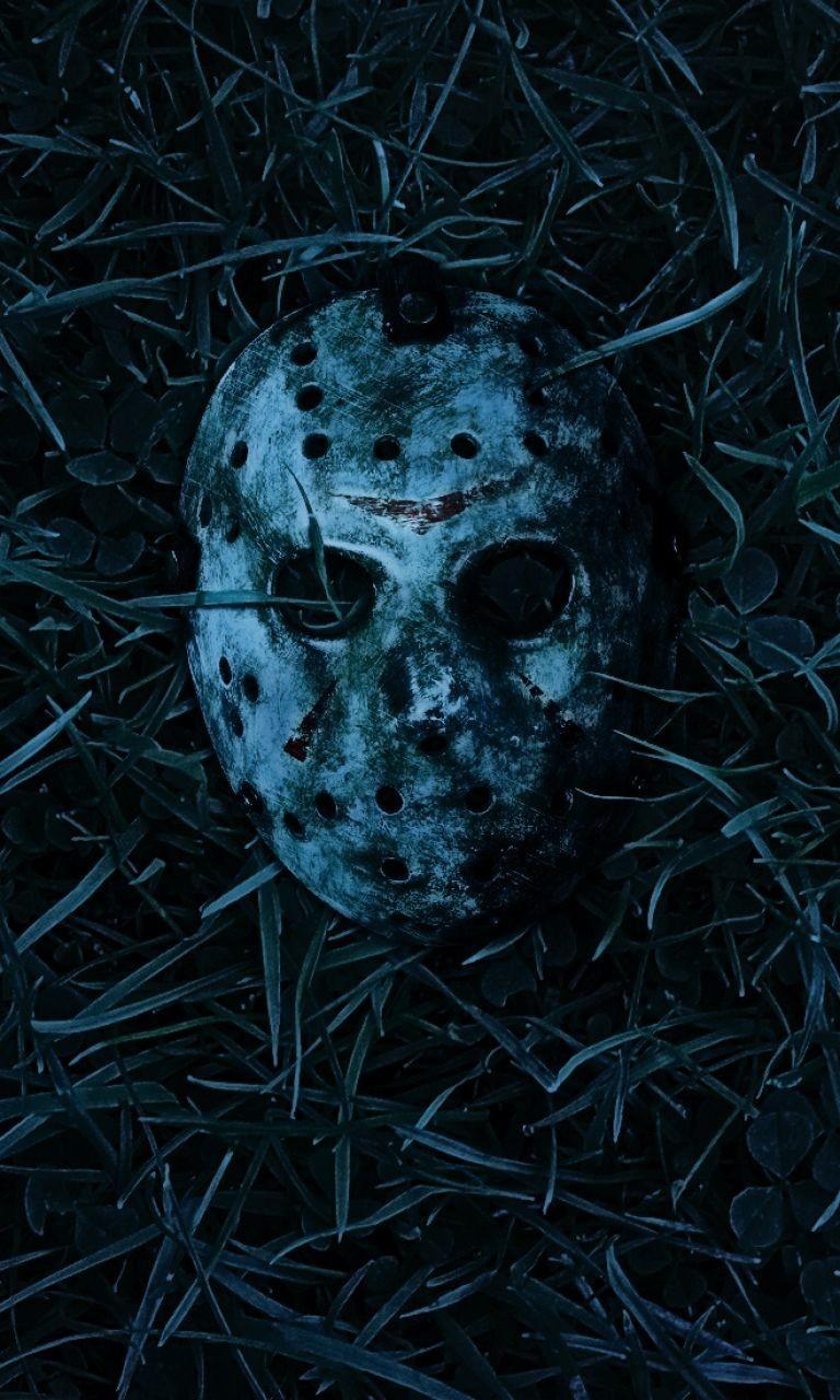 Free Jason Mask.jpg phone wallpaper by twifranny