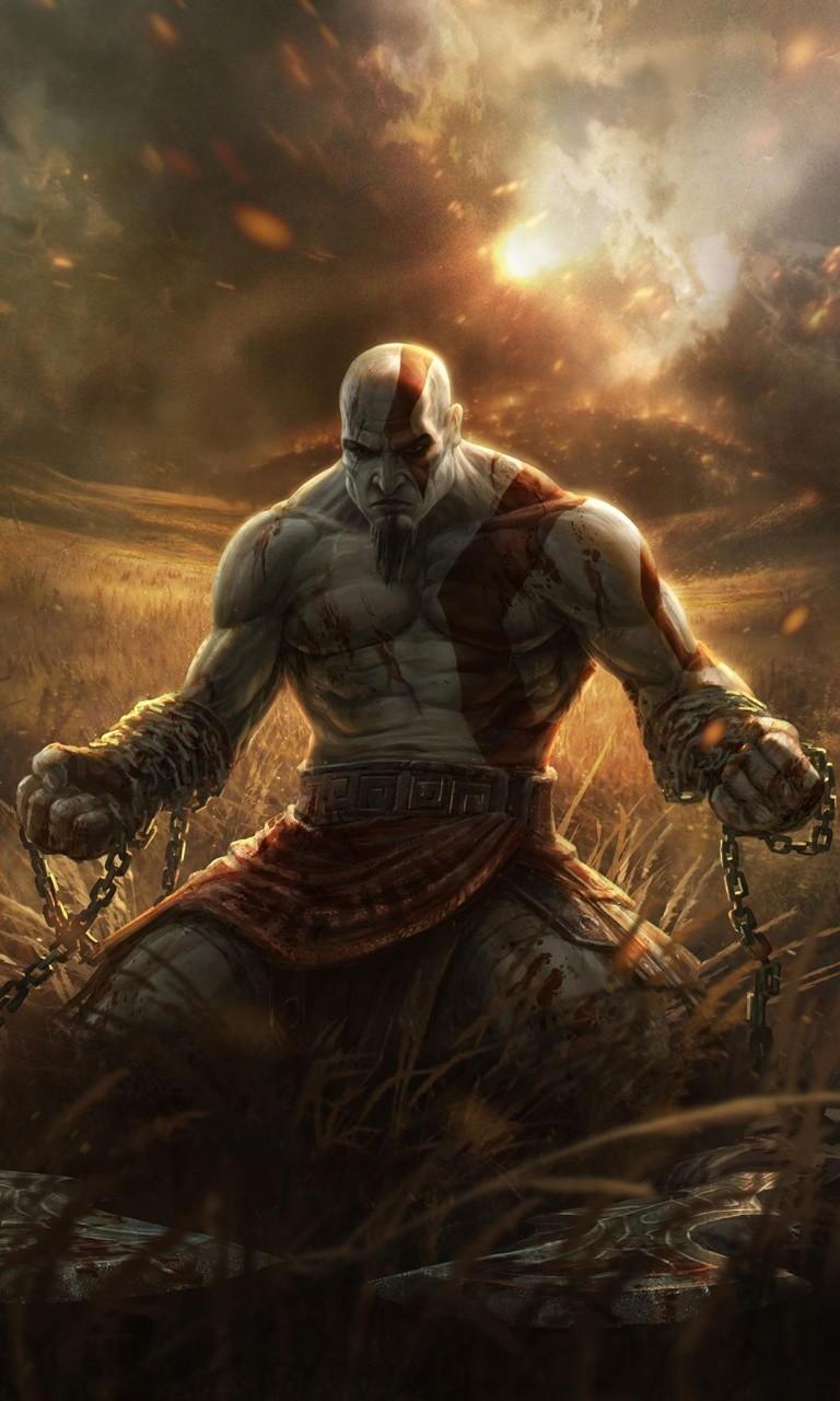 Free Kratos.jpg phone wallpaper by twifranny